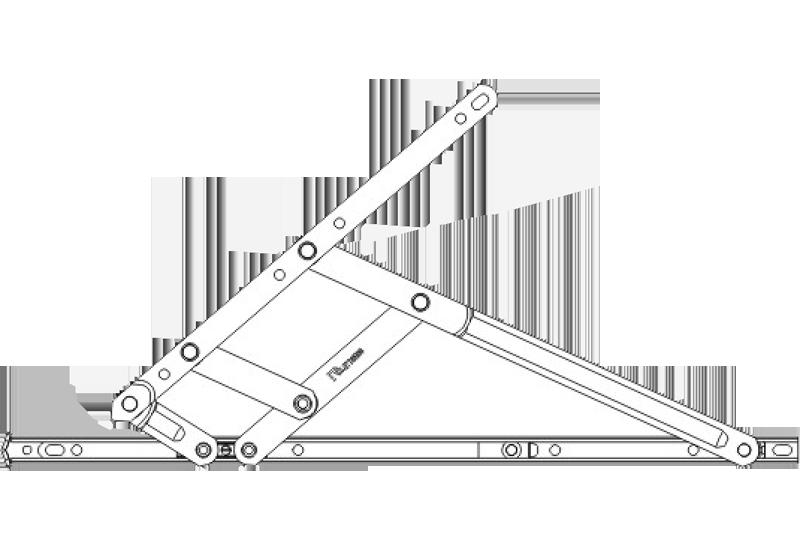 52系列轻型摩擦铰链